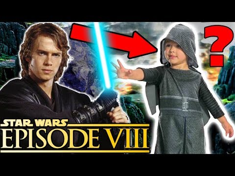 Anakin's Costume for The Last Jedi Leaked? - Star Wars Explained