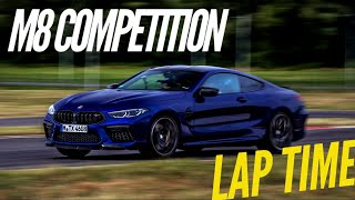 BMW M8 Competition : not so fast ? by Motorsport Magazine