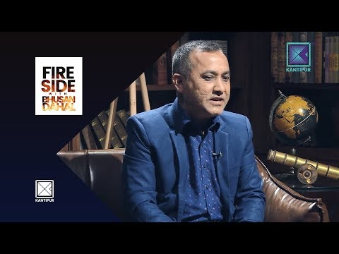 Bishwa Prakash Sharma (Spokesperson, Nepali Congress) - Fireside | 11 June 2018