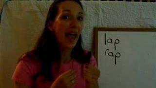 L sound initial position, English Pronunciation Lesson 4a (continued)
