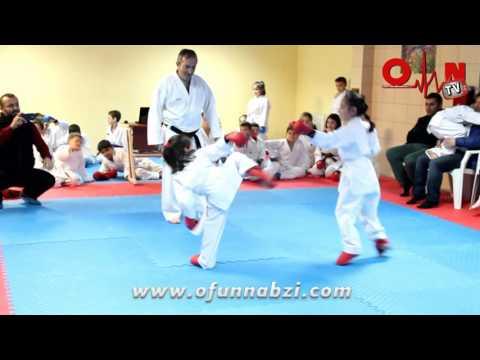 Of Karate Takımı 2016 Kuşak Töreni