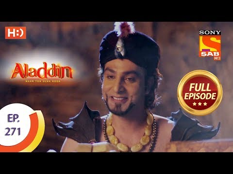 Aladdin - Ep 271 - Full Episode - 29th August, 2019