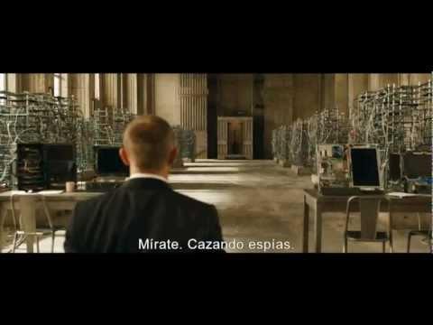 Nuevo Trailer de 007 Operación Skyfall