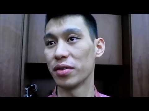 Jeremy Lin after Rockets comeback win over Pelicans