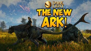 DARK AND LIGHT - THE NEW ARK! - ARK w/ MAGIC, DRAGONS, MONSTERS & MORE! - Dark and Light Gameplay #1What is Dark and Light?The shattered remains of the mother planet Gaia float in stark contrast against the sky on nearby satellite planet, Archos, serving as inescapable evidence of the dark forces surrounding the world. As a lone explorer in the wilderness, you must learn to understand the terrain, natural resources, as well as how to domesticate the local creatures and build a home. You will need to harness and control the magical energy that courses through the planet, or you risk being consumed by the looming darkness that permeates throughout the planet.Playlist: https://goo.gl/wxAwUbSecond Channel: http://bit.ly/1XUOP8GTwitter: https://twitter.com/PartiallyRoyalInstagram: http://instagram.com/partroyalLivestream: http://www.twitch.tv/partiallyroyal