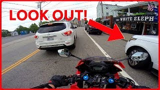 8. HOW TO CLUTCHLESS SHIFT A MOTORCYCLE - CBR500R
