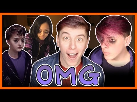 Reacting to Sanders Sides COSPLAY! | Thomas Sanders