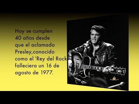 Elvis Presley: una leyenda y un temprano adiós