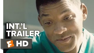 Concussion Official International Trailer #1 (2015) - Will Smith Drama Movie HD