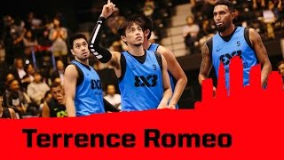 We introduce 3x3 star Terrence Bill Romeo, who led Team Manila West (Philippines) to a resounding win at the FIBA 3x3 World...