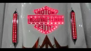 9. 2008 Harley-Davidson Road Glide Custom