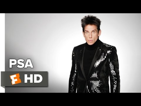 Zoolander 2 (Viral Video 'The More You Know - Derek Zoolander on What Counts')
