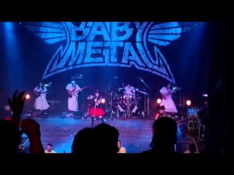 Babymetal - Head Bangya!! @ House of Blues - Chicago, IL