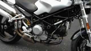 4. 2007 Ducati Monster S2R 1000