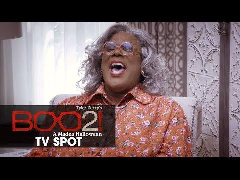Boo 2! A Madea Halloween (TV Spot 'It's Coming')