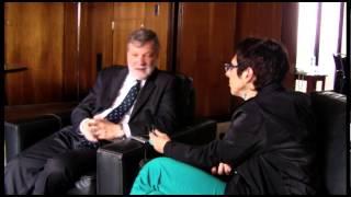 Ministro Roberto Kreimerman, entrevista LARED21 TV