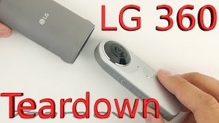 Did you accidentally break your LG 360 Cam? Well, you have a few options. Your first option is to just buy a new one, and keep your old one for parts, OR... if ...