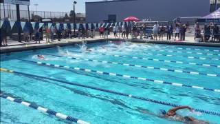 7. 50 Free - Alam Gator Meet - Aug 6 2017