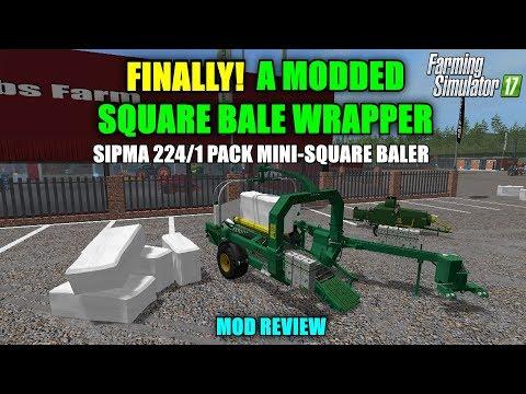 McHale 998 squarebalewrapper v1.0