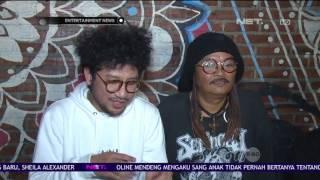 Kunto Aji Senang Lagunya Diparodikan Jhonny Iskandar