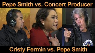 Video PEPE SMITH INIREREKLAMO ANG CONCERT PRODUCER, NGUNIT NANAY CRISTY FERMIN MAY BALIK-REKLAMO SA KANYA MP3, 3GP, MP4, WEBM, AVI, FLV Juli 2018