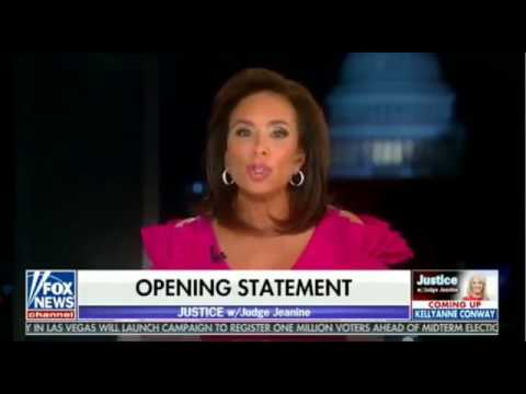 PRESIDENT TRUMP BREAKING SPEECH _ OPENING STATEMENT _ Justice With Judge Jeanine 1/20/19