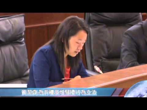 黃潔貞-20131029立法會議