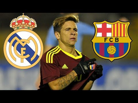 Yeferson Soteldo ● Welcome To Real Madrid / FC Barcelona ?