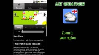 UK Weather Forecast YouTube video
