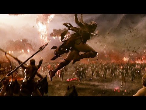 The Story of Steppenwolf | Justice League [Snyder-Style Cut]