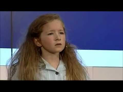 Quiet - My friend went to a GB cultural event put on for the Olympics and heard this fantastic little girl singing one of the songs from Matilda the Musical. Judging...