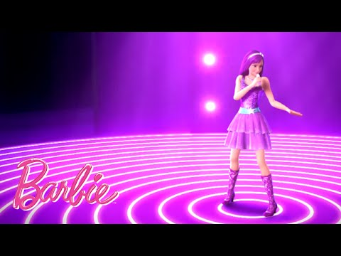 Italiano: Video Musicale di Barbie la Principessa e la Popstar