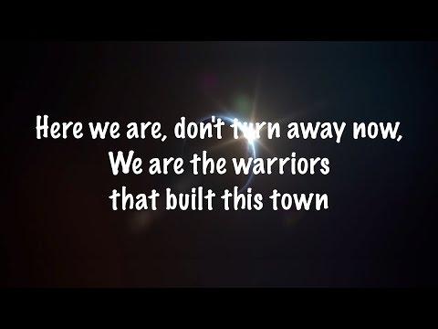 Imagine Dragons - Warriors (Lyrics) (видео)