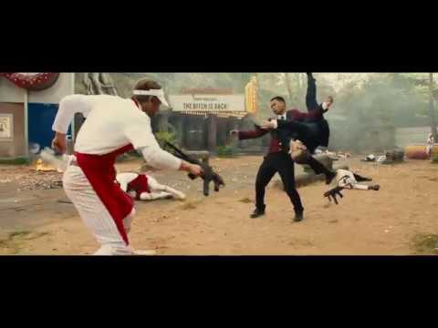 Kingsman the Golden Circle (2017) - Popyland Fight Scene - HD