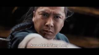 Intense battle between Donnie Yen VS Kara Hui in Wu Xia aka. Dragon (2011)