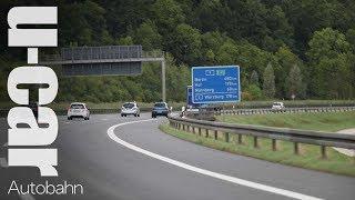 本集U-CAR影音帶你一窺德國高速公路「Autobahn」錯綜複雜的公路系統,這裡並非每個路段都可以無限速行駛,但不變的是德國人相當守法的駕駛習慣,而且重機也能上國道!另外告訴你租車自駕的便利性,在市區如何停車、自助加油。【更多新車資訊都在 U-CAR 網站】http://www.u-car.com.tw