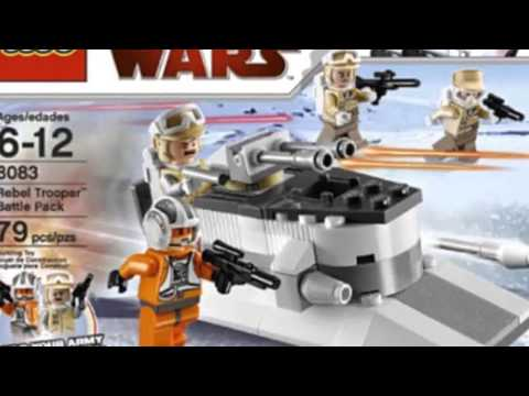 Video YouTube breakdown of the Star Wars Rebel Trooper Battle Pack