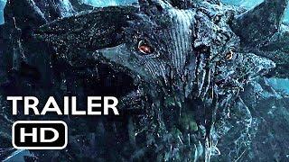 Video I Kill Giants Official Trailer #1 (2018) Zoe Saldana Fantasy Movie HD MP3, 3GP, MP4, WEBM, AVI, FLV Maret 2018