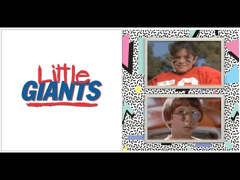 Little Giants (1994) with Shawna Waldron (IceBox) & Todd Bosley (Jake) - The Mighty 90s Podcast