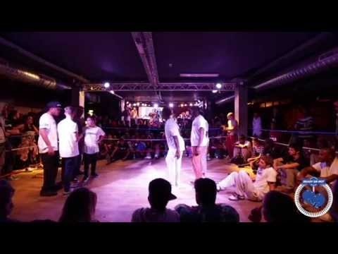 Ready Or Not Final 2014 | Dance Final | Criminalz VS Badness