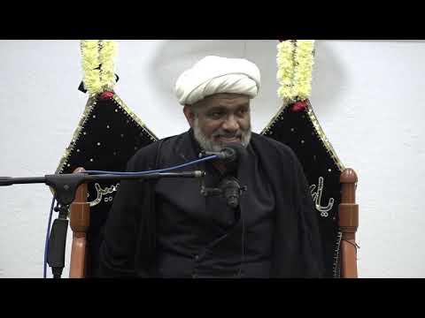 Safar 8th, 1440 AH – Majlis