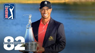 Tiger Woods wins 2012 Arnold Palmer Invitational | Chasing 82 by PGA TOUR