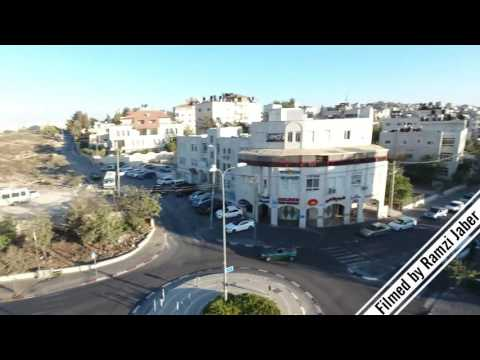 Phantom 4 Drone In Beit Hanina Jerusalem