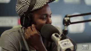 Kendrick Lamar videoklipp Freestyles On Big Boys Neighborhood!