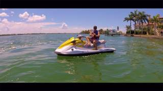 Jetski Fun in Florida(Waverunner)https://www.patreon.com/FloridaLifestyleVlogsSubscribe to my Channel and enjoy more amazing Videos of Florida..ThanksCheck out my German Vlog Channel: https:www.youtube.com/c/FloridaLifestyleVlogsMusic by https://soundcloud.com/ehrling