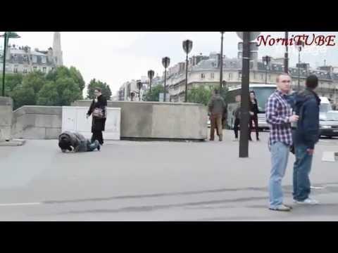 test scioccante effettuato per strada: l'apparenza conta veramente!