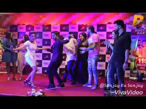 Video Luliya mangele luliya ka mangele Libe Recording Dance Pawan shingh,Nirahua aur kallu ke saath download in MP3, 3GP, MP4, WEBM, AVI, FLV January 2017