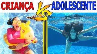 Video CRIANÇA VS ADOLESCENTE NA PISCINA 3 - Muita Diversão MP3, 3GP, MP4, WEBM, AVI, FLV Februari 2019