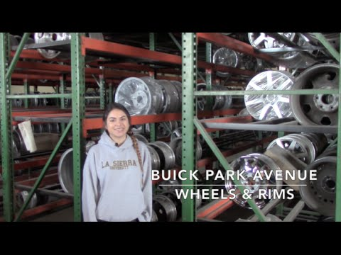 Factory Original Buick Park Avenue Wheels & Buick Park Avenue Rims – OriginalWheels.com