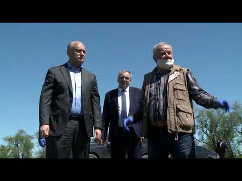 Președintele țării a vizitat raionul Basarabeasca
